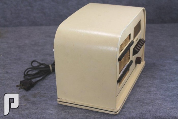 راديو بيلمونت أمريكي تراثي قديم أنتيك تاريخ صناعته 1932م ويعمل بحالة ممتازة