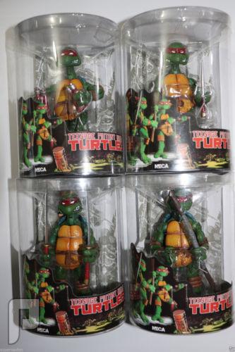 منتجات سلاحف النينجا للبيع - toys - dvd - puzzle ب 600 ريال