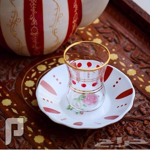 استكانات الشاي التركية ( الكمية محدودة )