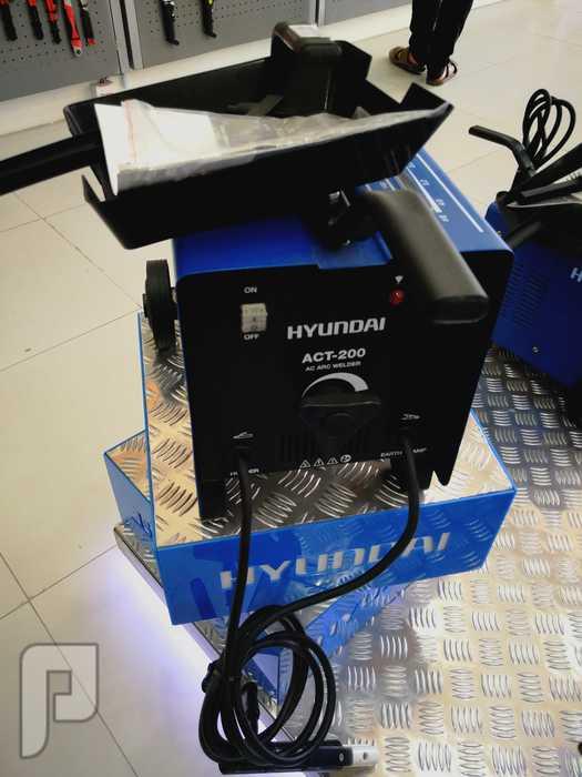 مكينة اللحام 200 امبير كوري هيونداي مكينة اللحام 200 امبير كوري هيونداي تجميع صيني اصلي