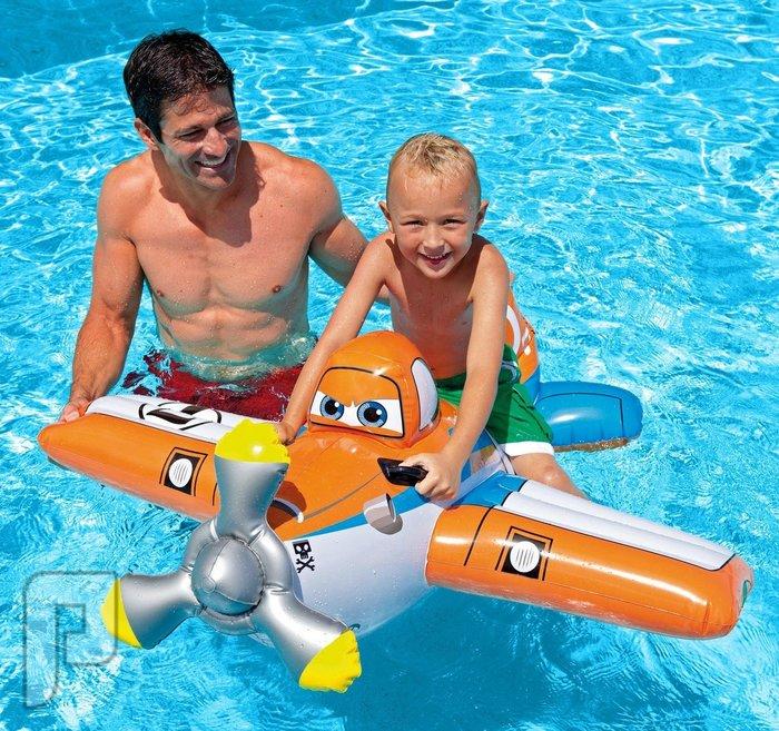 ألعاب مائية (الطائرة) جديد بالكرتون
