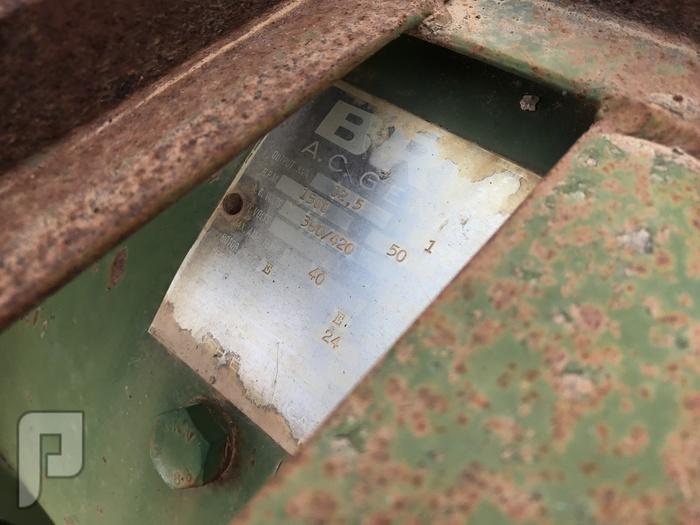 للبيع مكينة كهرباء لستر تبريد هواء Lister ST3 diesel