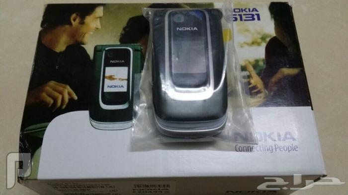 جوال نوكيا 6131 Nokia قلاب - جديد