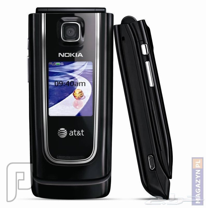 جوال نوكيا Nokia 6555 أو الصدفه - قلاب - جديد