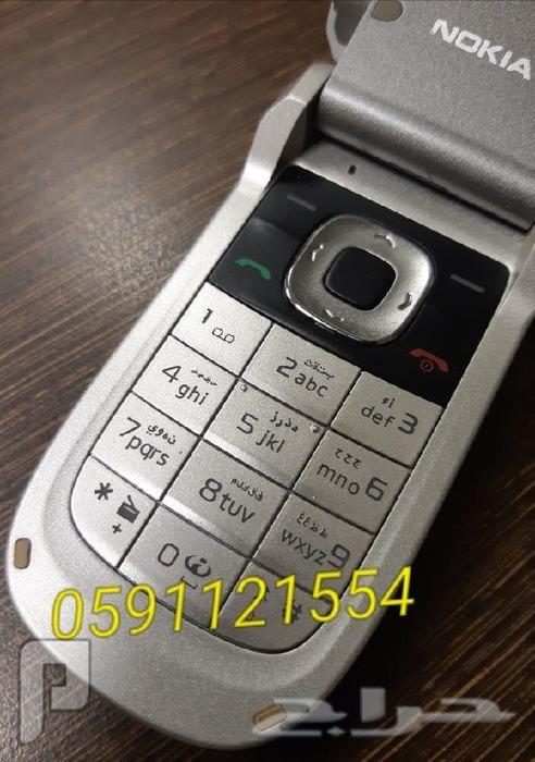 جوال نوكيا 2760 Nokia قلاب - جديد