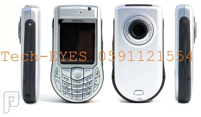 جوال نوكيا Nokia 6680 أو الفارس فلندي - جديد