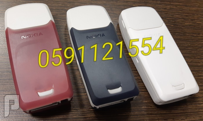 نجوال نوكيا Nokia 3100- العنيد 7 أو الساهر - جديد