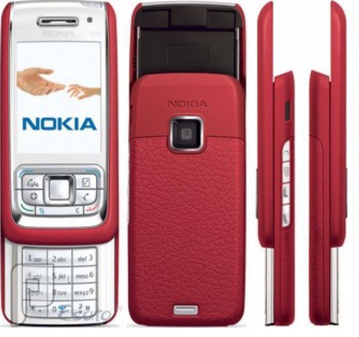جوال نوكيا Nokia E65 سحاب فلندي أصلي - جديد