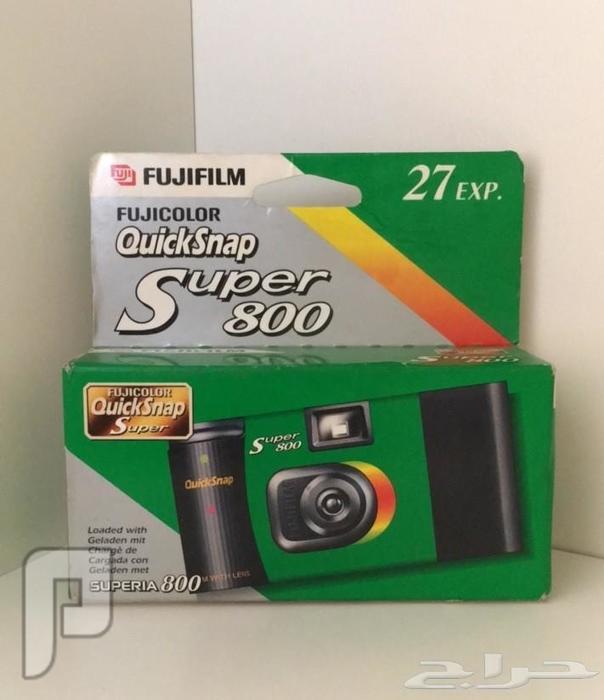 للبيع كاميرا فوجي قديمة