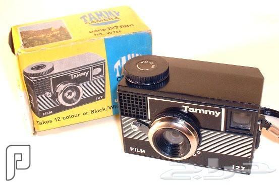 كاميرات قديمة ( تامي - دوريس )