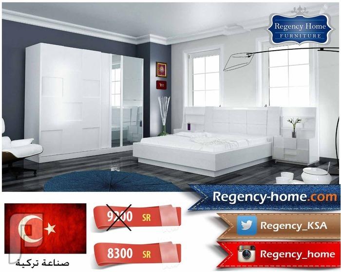 غرف نوم تركية راقية بتصاميم مودرن و عصرية غرف نوم تركية راقية بتصاميم مودرن و عصرية