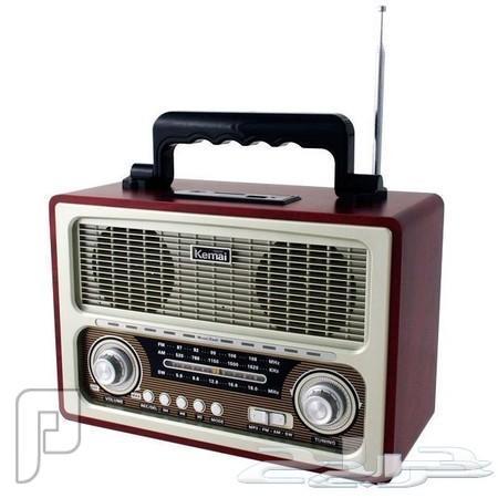 للبيع راديو تراثي ( صناعة حديثة على الشكل القديم )
