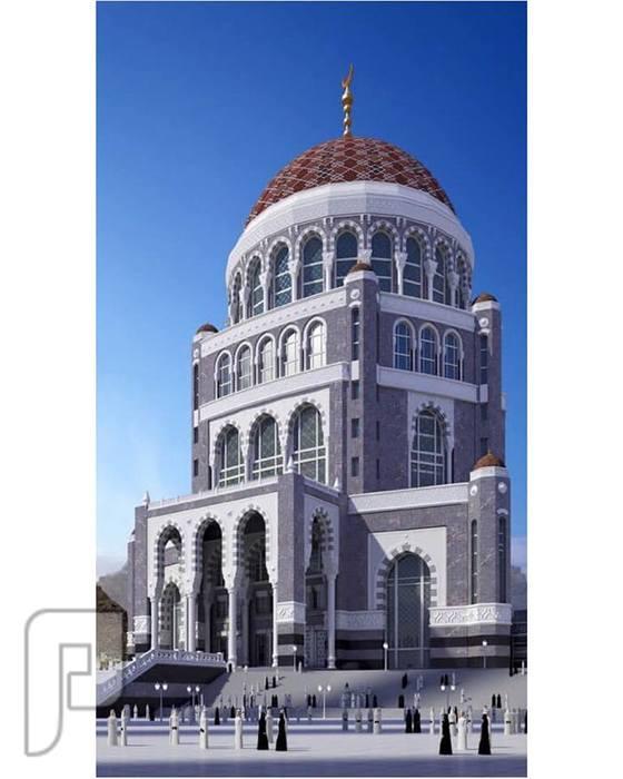 مشاريع السعودية...مكتبة الحرم