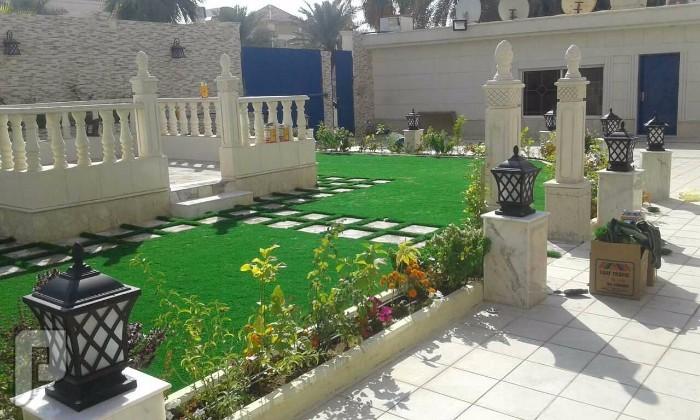 مصمم و ننفذ الحدائق العامة و الخاصه بجميع انواعها