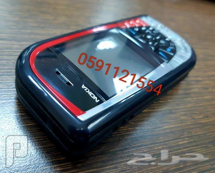 جوال نوكيا Nokia 7610 أو الدمعه .قديمك نديمك