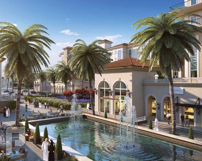 فلل للبيع بدبي منطقة دبي لاند بتقسيط علي 6 سنوات