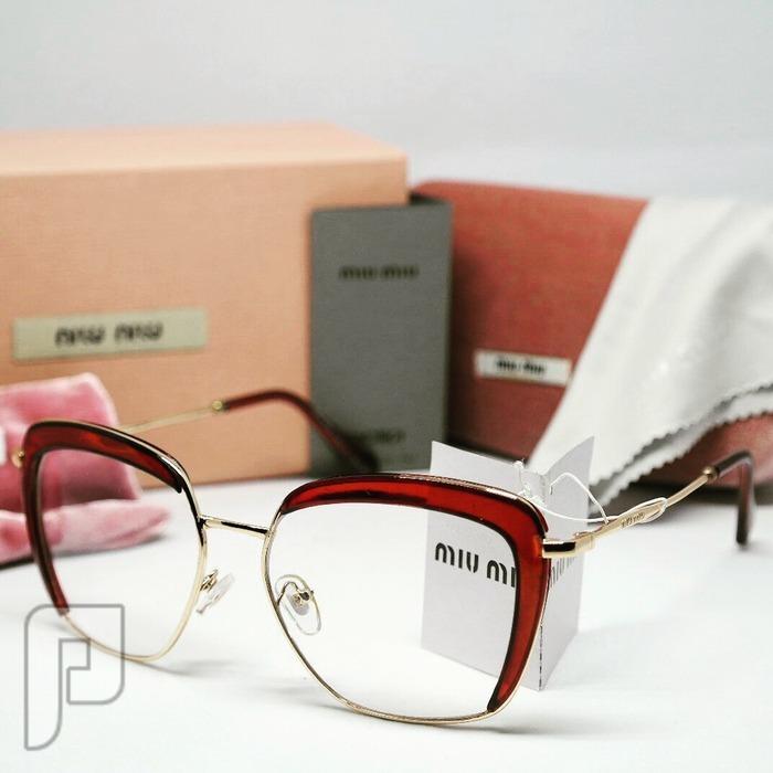 نظارات شمسية ميو ميو miu miu