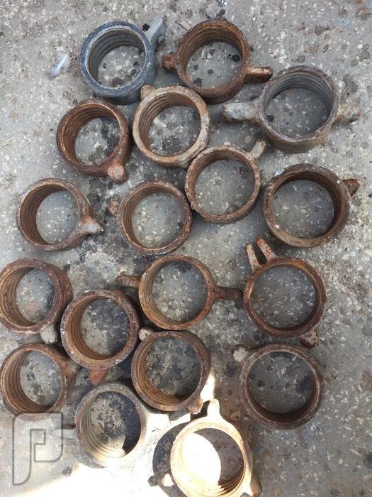 قطع غيار دعامات حديد (جكات ) صامولة جك إماراتي 1 ريال