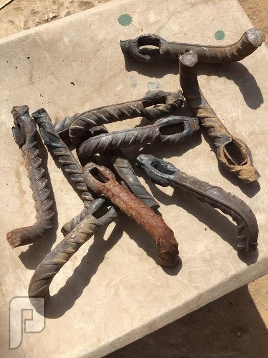 قطع غيار دعامات حديد (جكات ) شاكوش 20 ملم للقمطات 2 ريال
