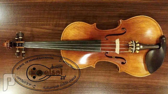 كمنجة ( كمان ) موسيقي للبيع