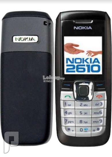 جوال نوكيا 2610 Nokia ابو كشاف شاشة ملونه - جديد