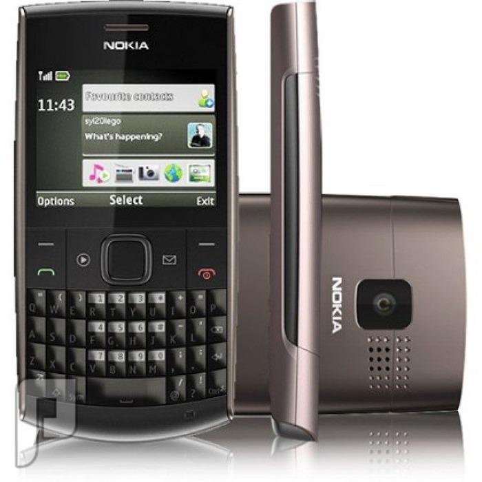 جوال نوكيا اكس تو Nokia X2-01 - جديد