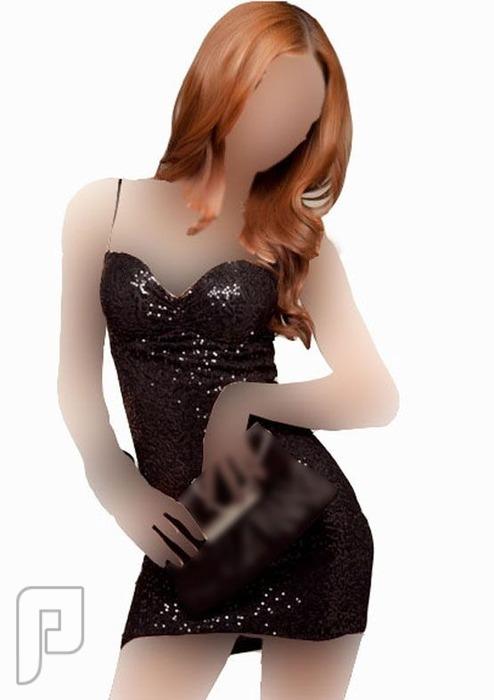 مجموعه جديدة من اللانجرى لعشاق التميز 13- لانجري نسائي على شكل فستان نوم قصير أسود اللون.