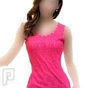 مجموعه متميزة من الملابس والفساتين النسائية 2- بلوزة نسائية مصنوعة من الشيفون ذو لون وردي ومقاس S/M.