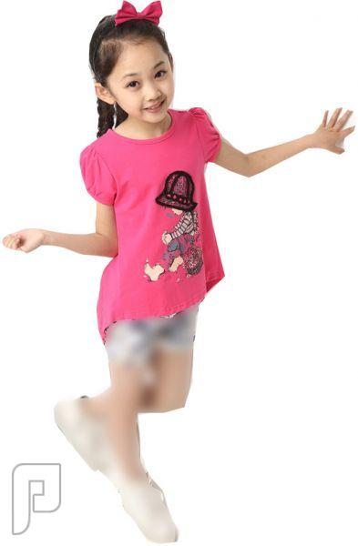 ملابس أطفالى بناتى مميزة بلوزة بناتى للأطفال من سن 5 ل 9 سنوات