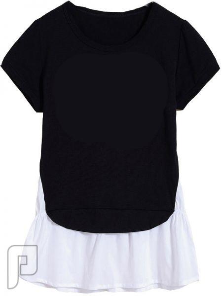 ملابس أطفالى بناتى مميزة فستان بناتى اسود اللون من سن 5 ل 9 سنوات