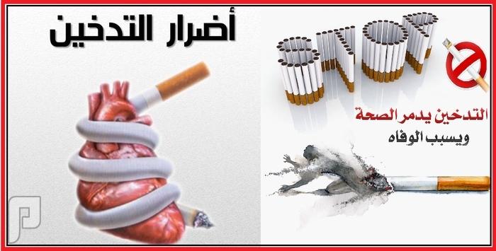 أضرار التدخين على الجسم