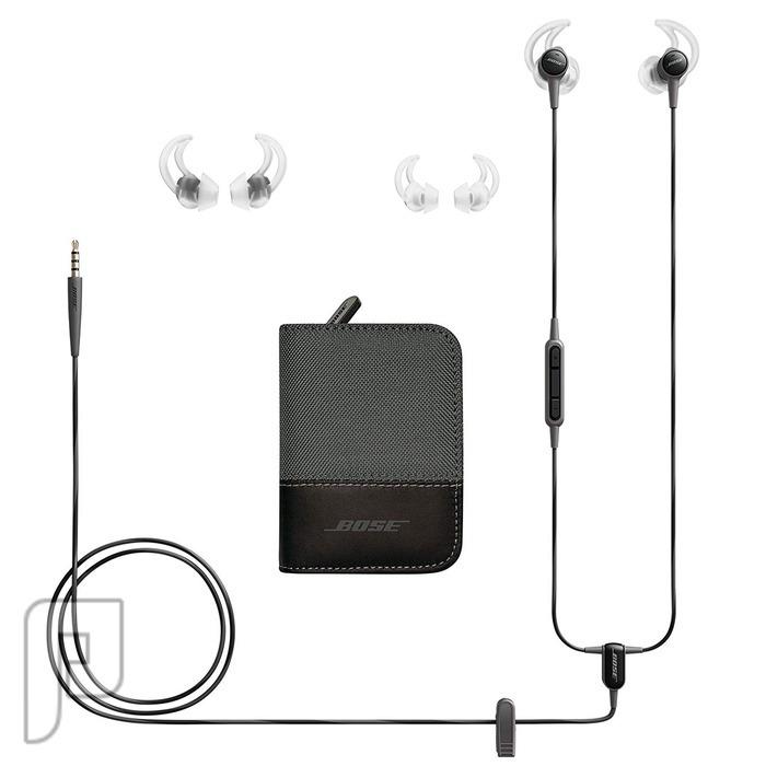 سماعة BOSE SoundTrue Ultra Charcoal