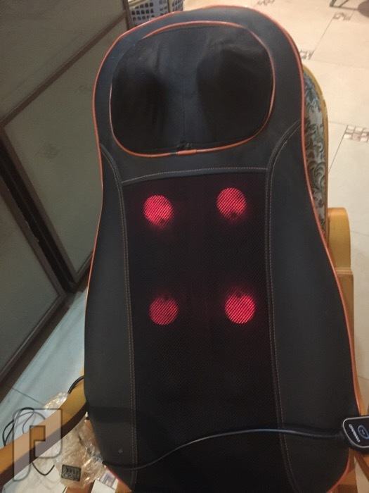 كرسي مساج جديد