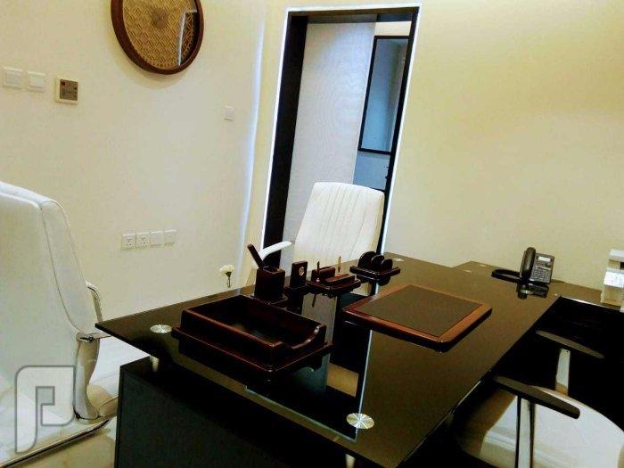 مكاتب مجهزة ومؤثثة وغير مؤثثة للايجار الشهري والسنوي شمال الرياض