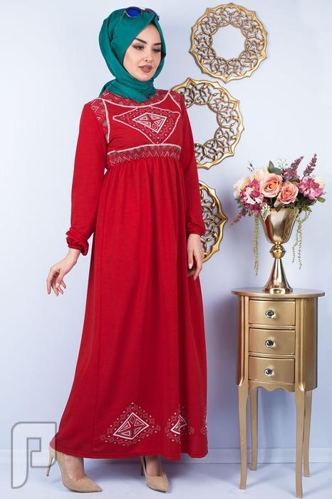 ملابس تركية جودة عالية التسليم خلال 20:25 يوم T1 فستان تركي الاستلام خلال 20: 25 يوم متوفر مقاسات 46-48-50-52 السعر 100 ريال