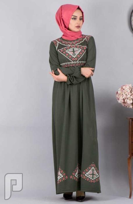 ملابس تركية جودة عالية التسليم خلال 20:25 يوم T1-4 فستان تركي الاستلام خلال 20: 25 يوم  مقاسات 48-50-52 السعر 100ريال