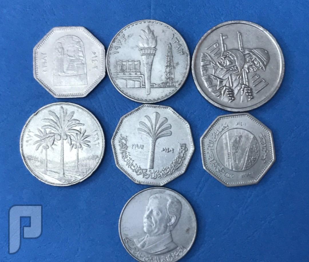 كل ما يخص صدام اوسمه طرابع دروع عملات تذكارات وغيرها البند5