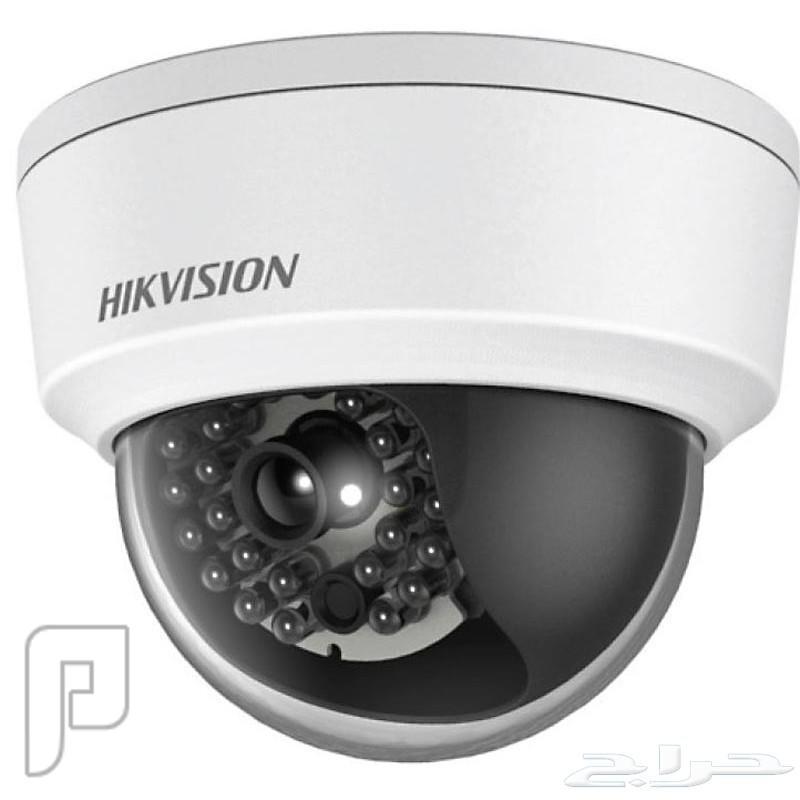 كاميرات مراقبة مع شهادة البلدية ب 1300 ريال