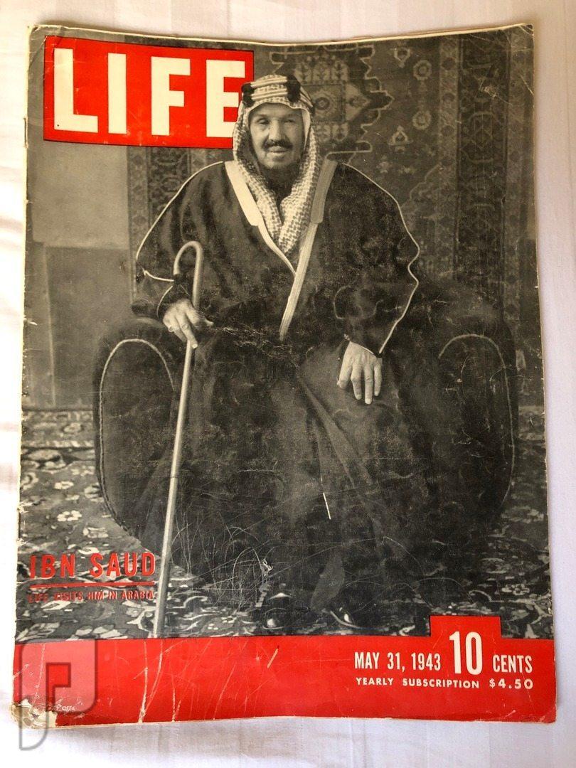 مجلات لملوك وأمراء قديمة وحديثة ومجلات قديمة 1