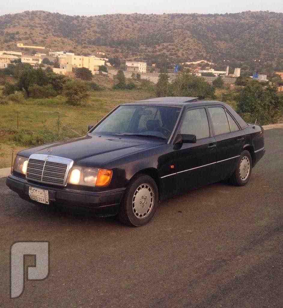 مرسيدس بنز E 1990 نظيفه جداً