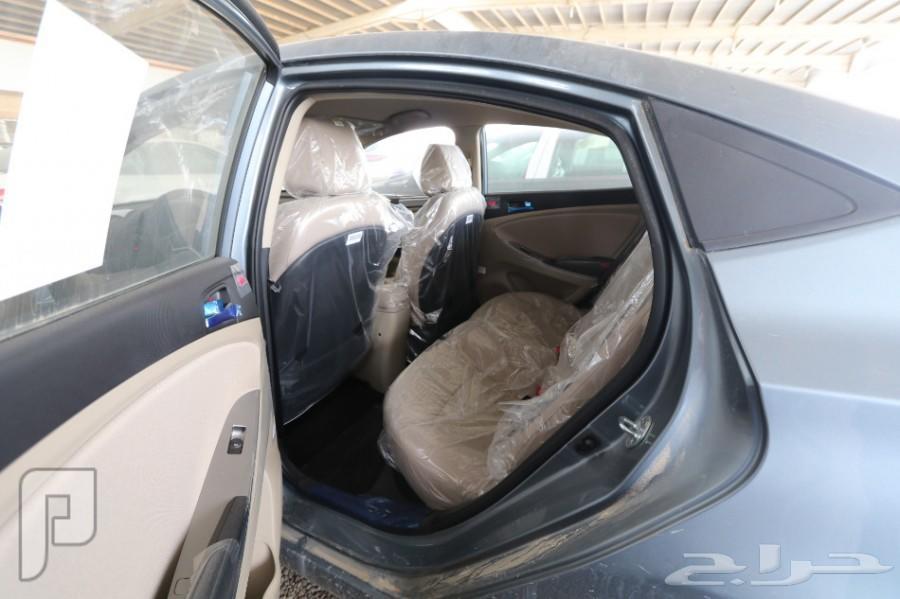 سيارة هونداي أكسنت2019