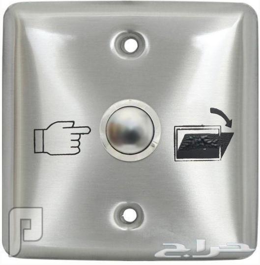 جهاز فتح الباب  SF300 - ZKTeco يعمل بالبصمه و الكارت والرقم السري