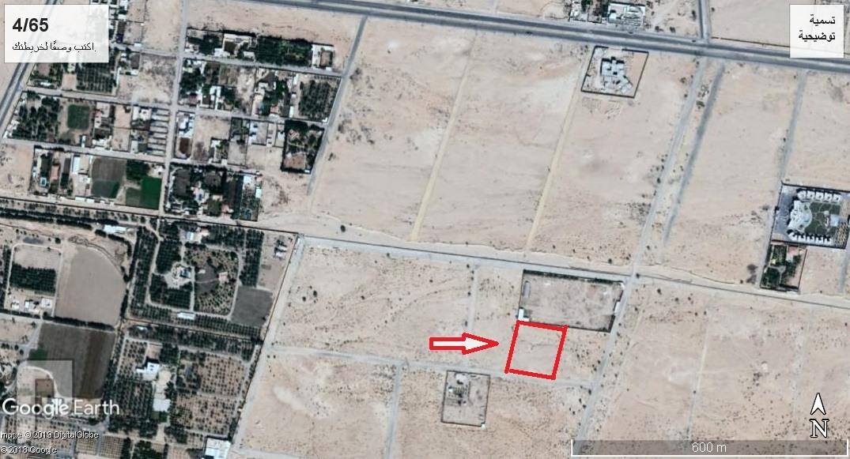 للبيع ارض  10540م2  في وسط العمارية شمال الرياض
