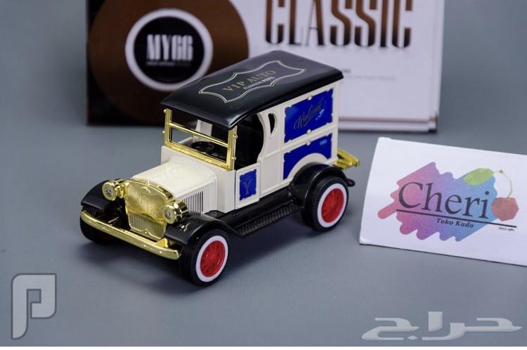 للبيع مجسمات سيارات كلاسيكية