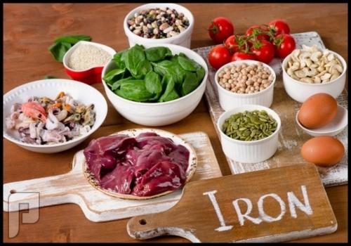 فوائد الحديد للجسم وأعراض نقصه وطرق علاجه