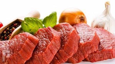 تأثير الإمتناع عن تناول اللحوم