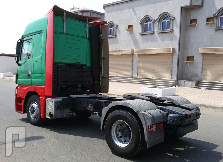 شاحنه مرسيدس ( اكتروس ) موديل 2004 حجم 1846