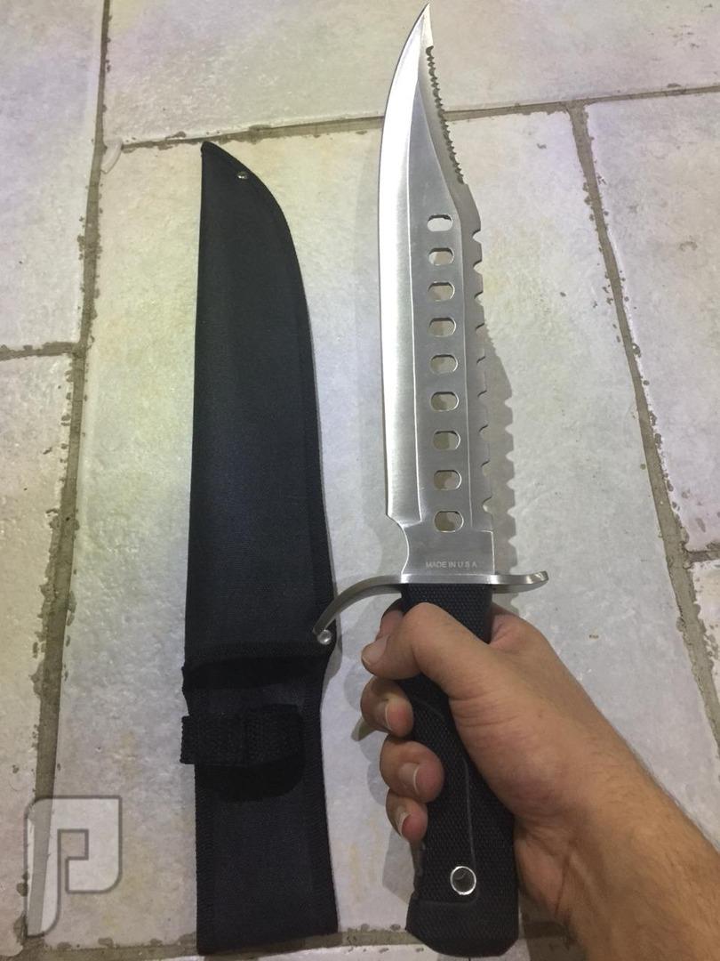 سكين البر ( الخنجر الامريكي الأصلي ) 136 ريال