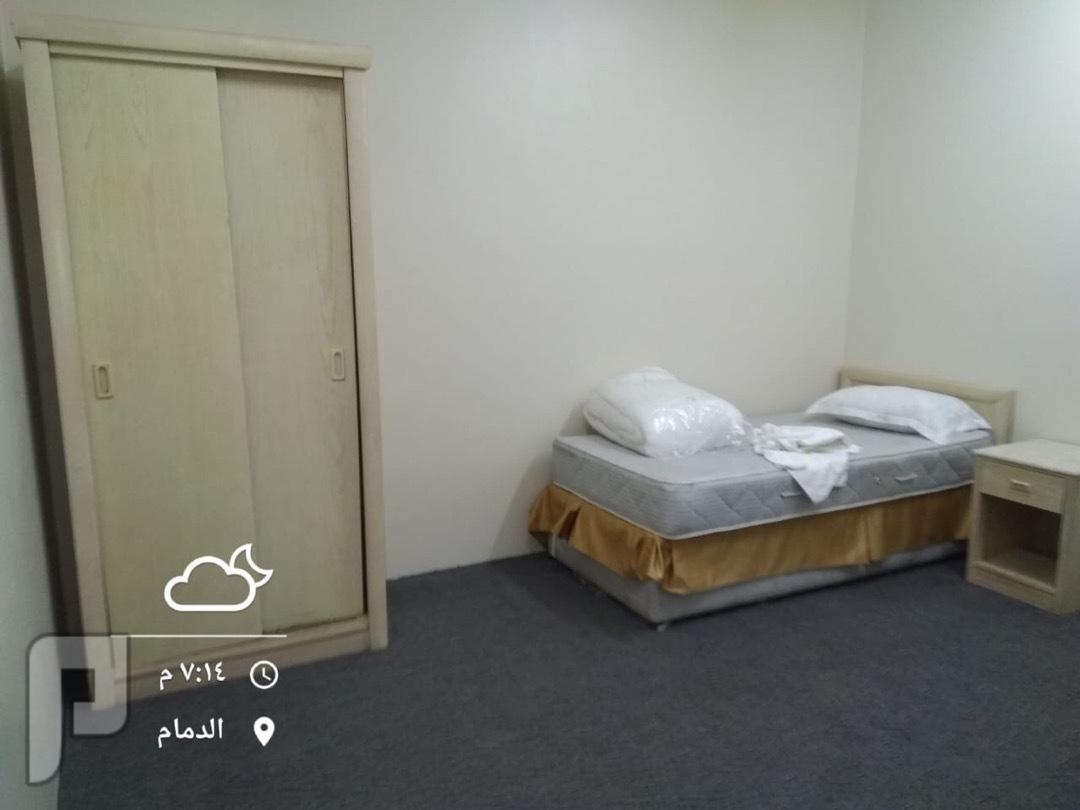 شقق عزاب للايجار الدمام الاثير بفرش و بدون فرش