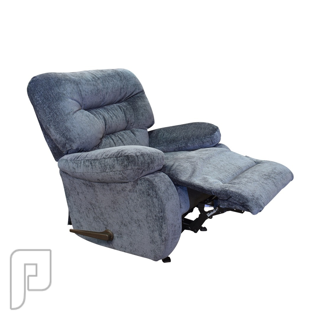 كرسي راحة واسترخاء متحرك ( أمريكي ) مقاس كبير